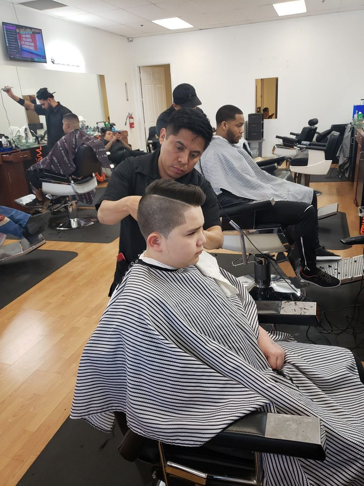 21 Barbershop 16 Photos Barbers 5455 S Fort Apache Rd Las