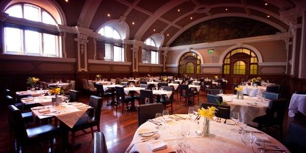 Morgans Restaurant Swansea Review