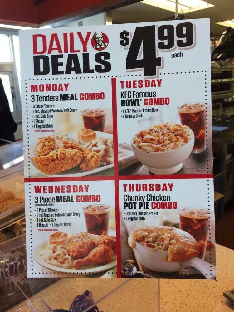 KFC CANADA DAY