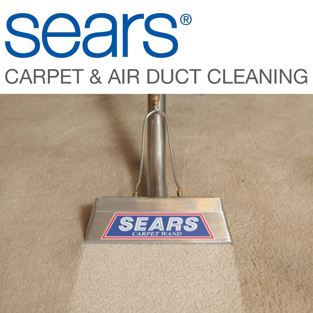 Photos For Sears Carpet Cleaning Amp Air Duct Cleaning Yelp