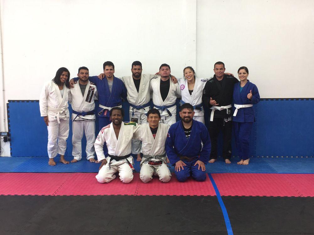 Team Mata BJJ & Muay Thai: 5140 E Florence Ave, Cudahy, CA