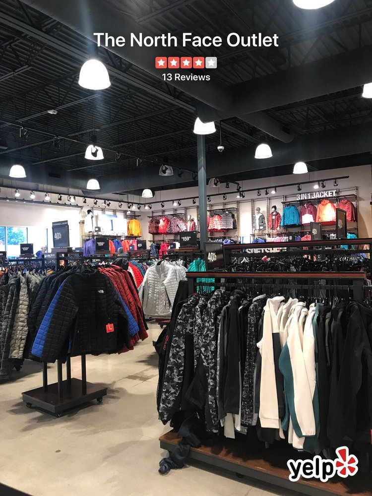 The North Face Pleasant Prairie Premium Outlets: 11601 108th St, Pleasant Prairie, WI