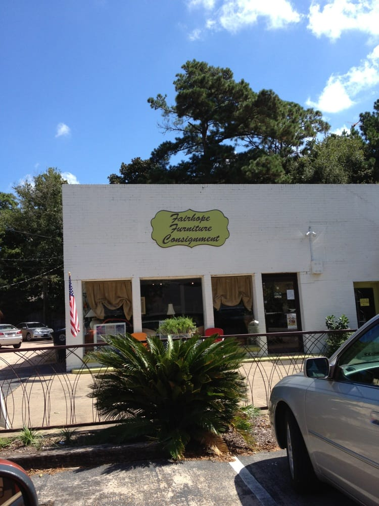 Fairhope Furniture Consignment Used Vintage