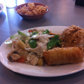 Awesome Photo Of City Garden   Atlanta, GA, United States. Chicken With Chinese  Vegetables