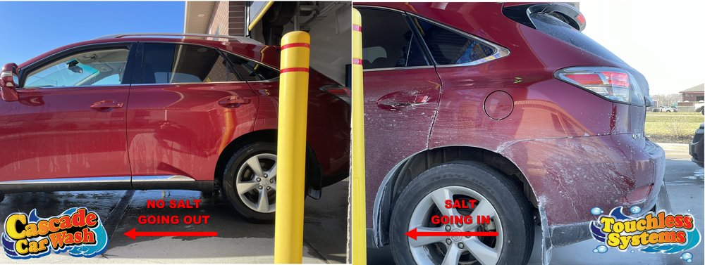 Cascade Car Wash Touchless Automatic - Englewood: 714 Taywood Rd, Englewood, OH