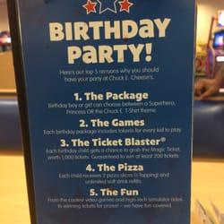 Chuck E Cheeses 20 Reviews Pizza 700 Exterior St Concourse
