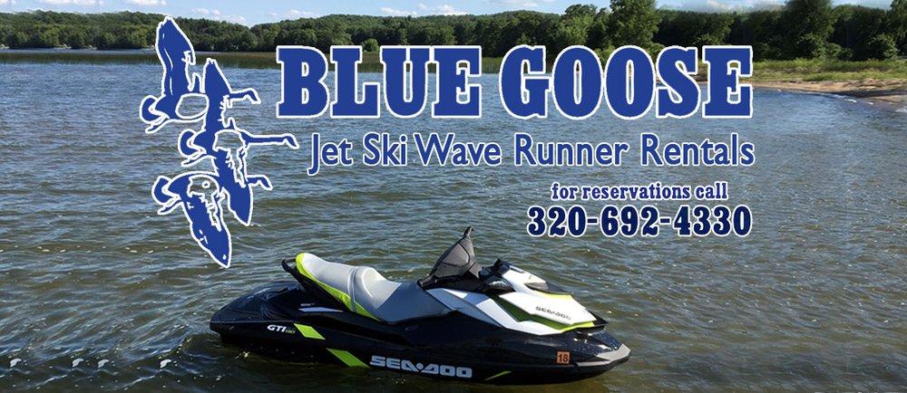 Blue Goose: 9347 US Hwy 169, Garrison, MN
