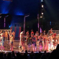 cirque du soleil volta 121 photos 34 reviews performing arts nw 203rd st miami gardens. Black Bedroom Furniture Sets. Home Design Ideas
