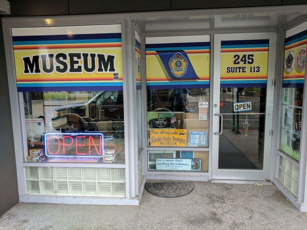Alaska Trooper Museum