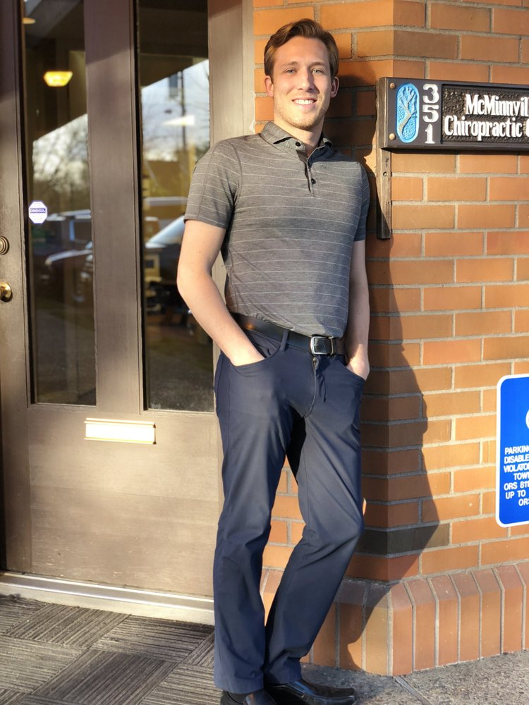 McMinnville Chiropractic Clinic: 351 SE Baker St, McMinnville, OR