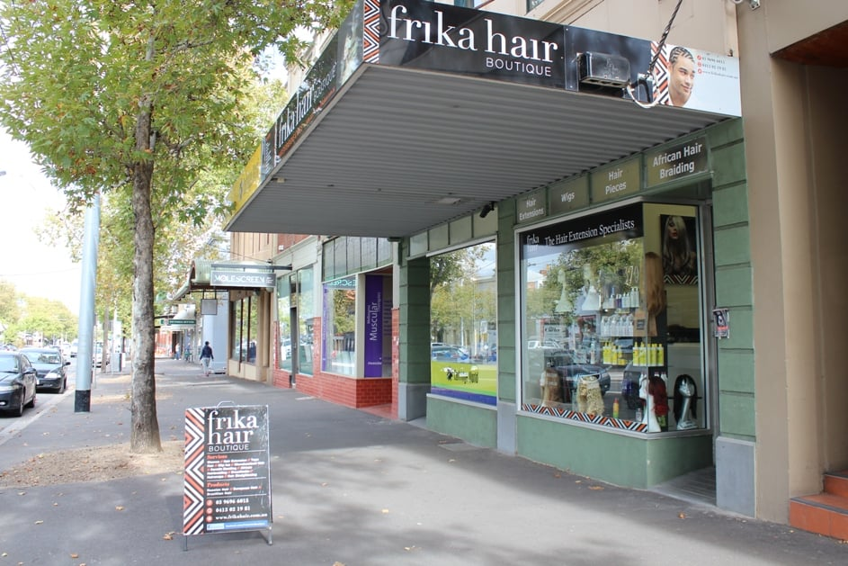 Frika Hair Boutique Hairdressers 370 Clarendon St South
