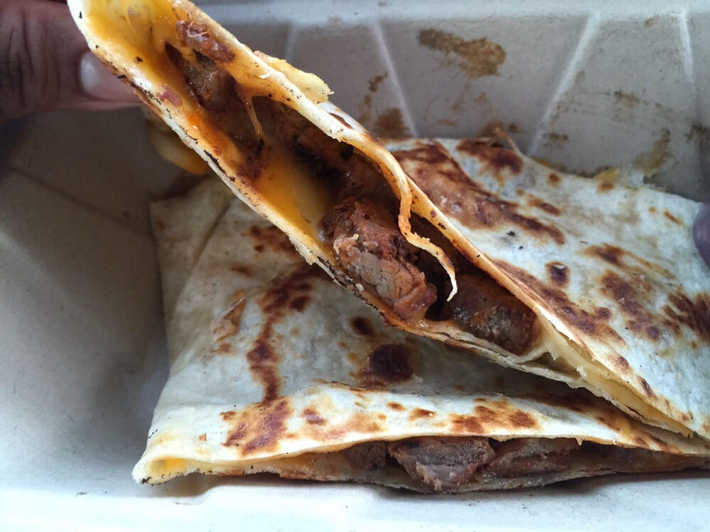 Steak and cheese quesadilla yelp for Aprisa mexican cuisine portland