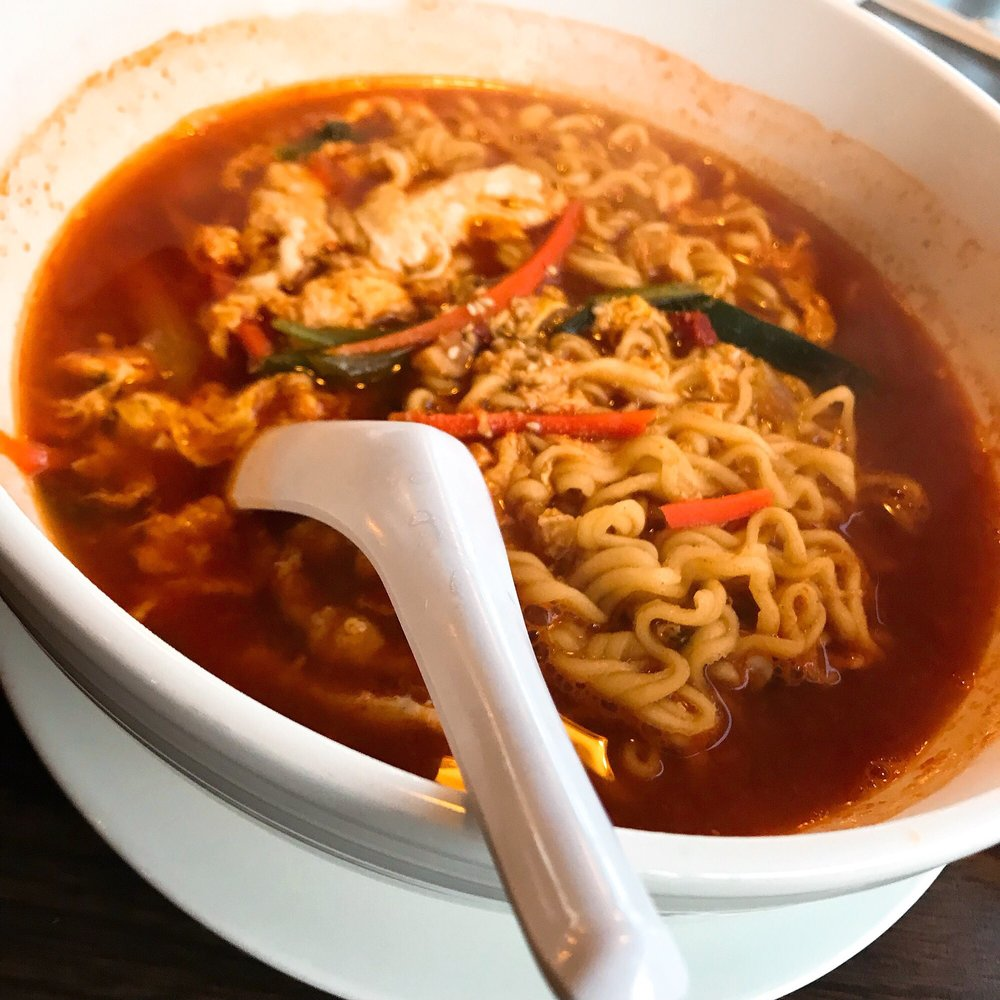 Food from Oriental Spoon