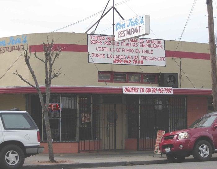 Cenaduria Don Jose's: 2184 E Main St, Stockton, CA