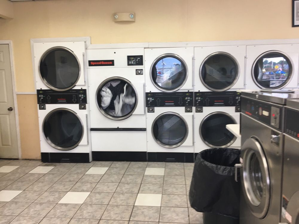 Fastop Laundry & Dry Cleaners: 8054 Bayside Rd, Chesapeake Beach, MD