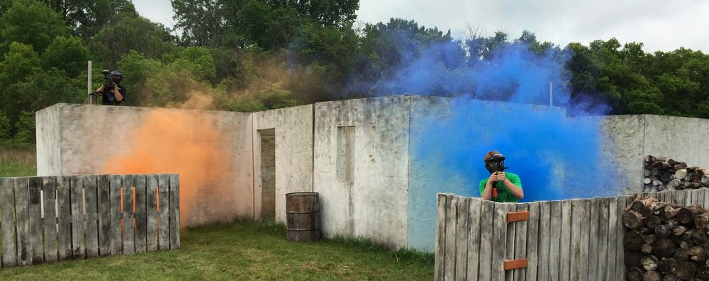 Action Packed Paintball Games: 8200 Old Highway 169 Blvd, Jordan, MN