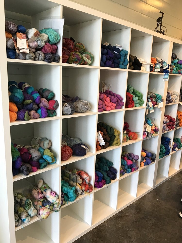 String Theory Yarn and Fiber: 203 Front St, Pacific Beach, WA