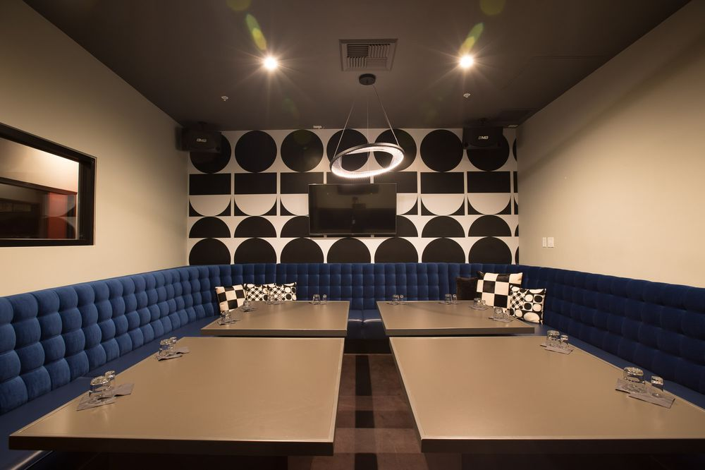 One of our 14 private karaoke rooms - Yelp