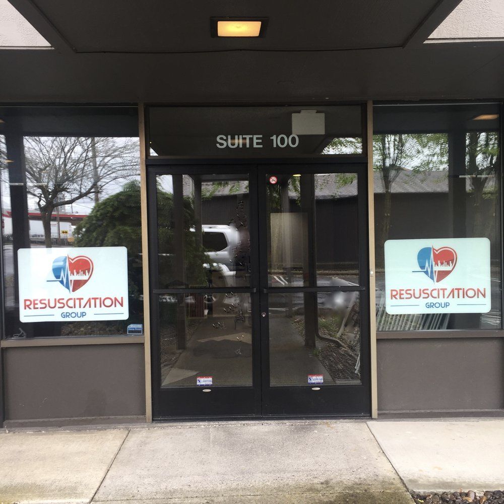 The Resuscitation Group: 901 W Evergreen Blvd, Vancouver, WA