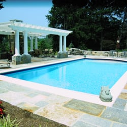 Photo Of Aqua Scapes Pools   Bethel, CT, United States. Outdoor Rectangle