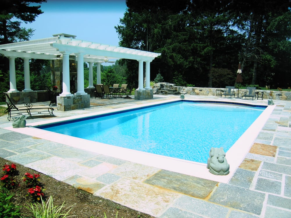 Pools  Bethel, CT, United States outdoor rectangle swimming pool