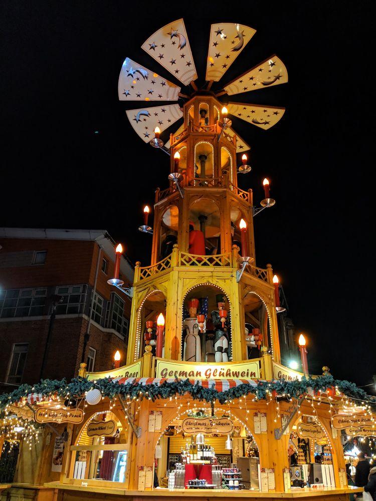 Manchester European Christmas Markets