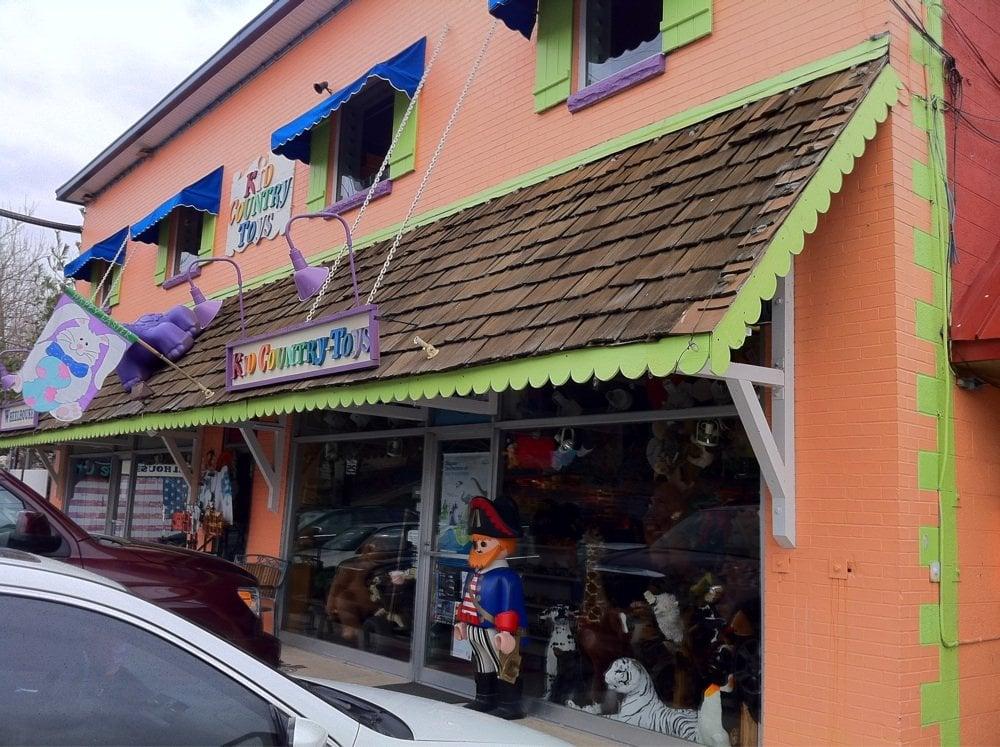 Kid Country Toys: 908 Walnut Rd, Charleston, WV