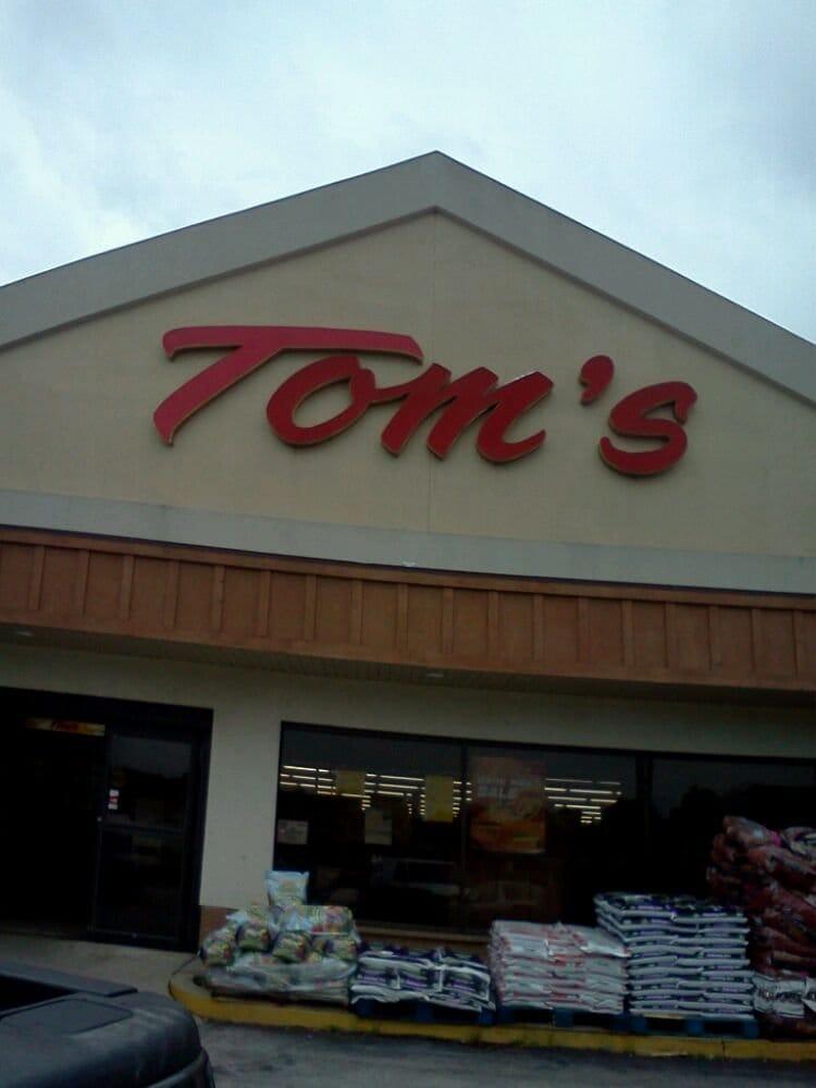 Tom's Supermarket
