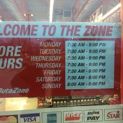 Autozone - Auto Parts & Supplies - 2350 Stony Brook Dr, Louisville ...