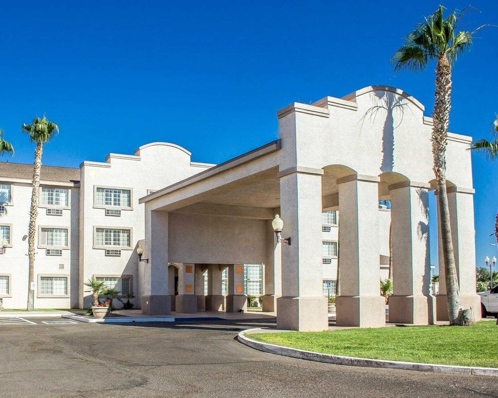 Quality Inn & Suites: 420 E Hwy 70, Safford, AZ