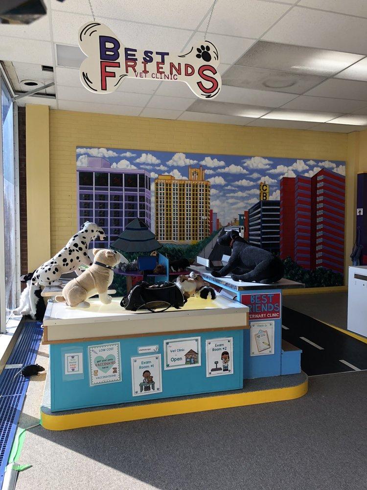 Social Spots from Flint Children's Museum