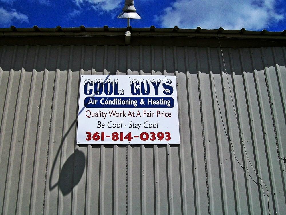 Cool Guys: Corpus Christi, TX