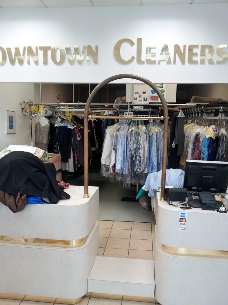 Downtown Cleaners: 1463 Ellinwood Ave, Des Plaines, IL