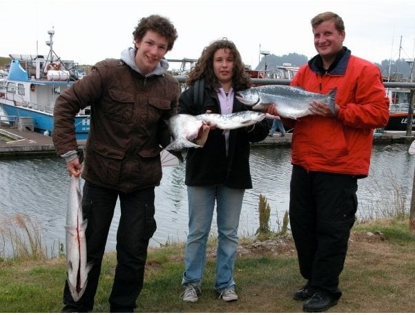 Ilwaco coho charters boat charters 237 howerton way se for Ilwaco wa fishing charters