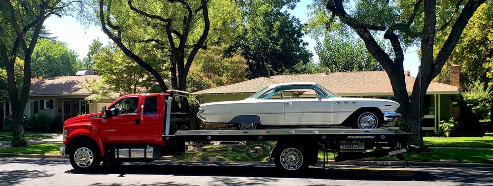 Towing business in Merced, CA