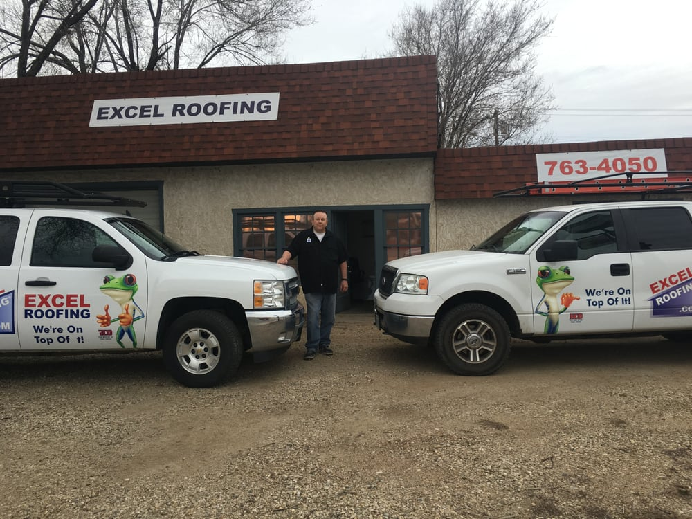 Excel Roofing: 1574 N Main St, Sheridan, WY