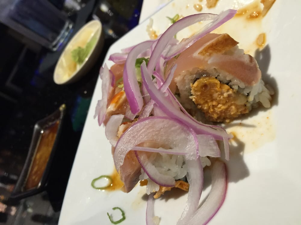 Special roll 2 yelp - Shogun japanese cuisine ...
