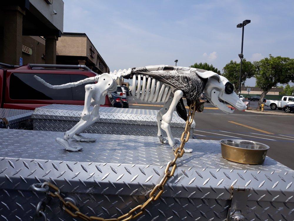 San Gabriel Ghost Seeker: 250 S Mission Dr, San Gabriel, CA