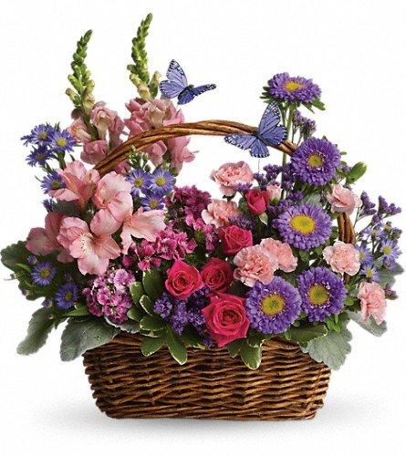 Brick House Florist & Gifts: 100 W Main St, Staunton, IL