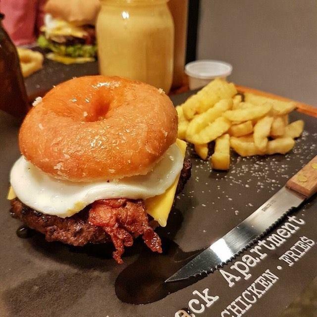 The Black Apartment 13 Photos Burgers J Munti Villanueva Street Imus Cavite Restaurant Reviews Phone Number Yelp