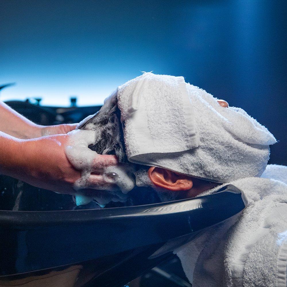 Sport Clips Haircuts of Salina: 3015 South 9th St, Salina, KS