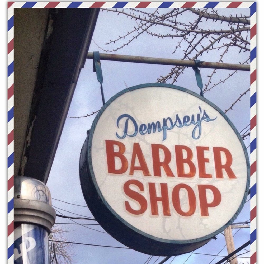 Dempsey's Barber Shop: 15 N 6th St, Stroudsburg, PA