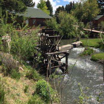 Photo Of El Western Cabins Lodges Ennis Mt United States Back
