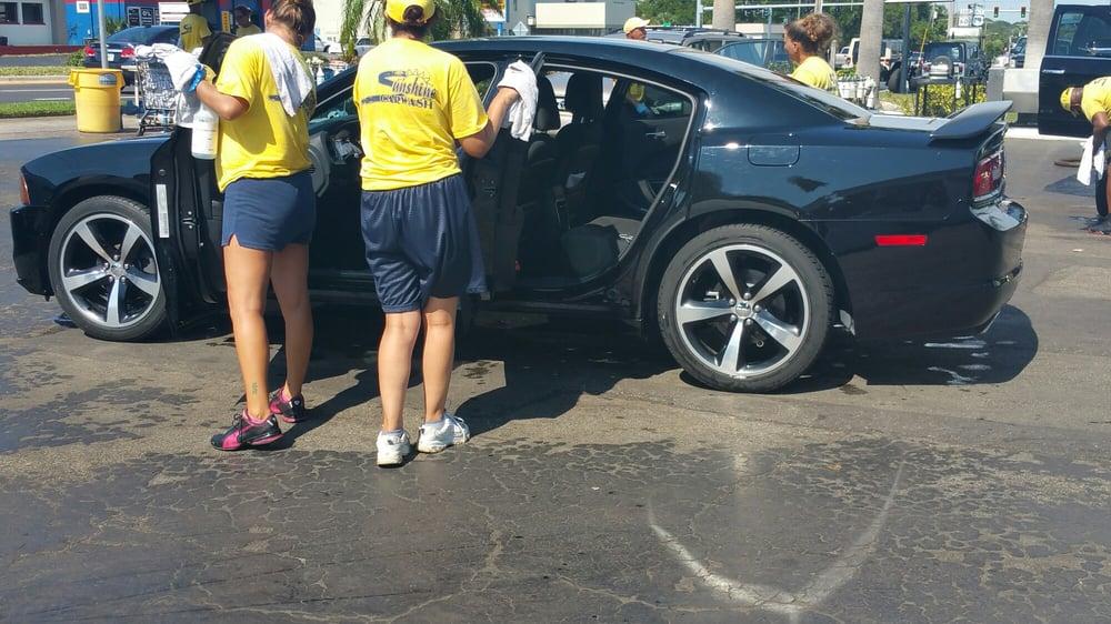 Sunshine Brushless Car Wash Clearwater Fl