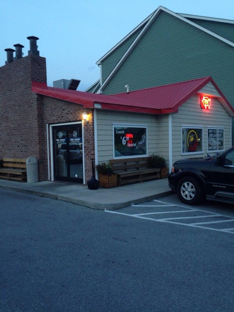 Bbq Restaurants Oak Island Nc
