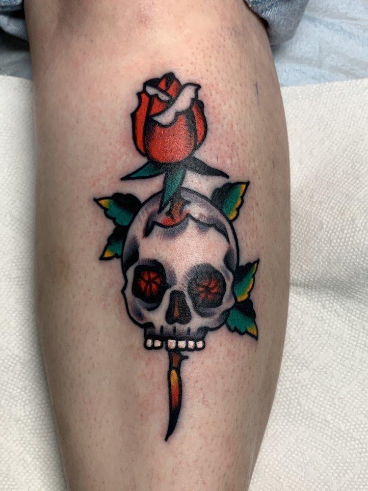 Old Red Eyes Tattoos: 328 Hillcrest Dr, Laurens, SC