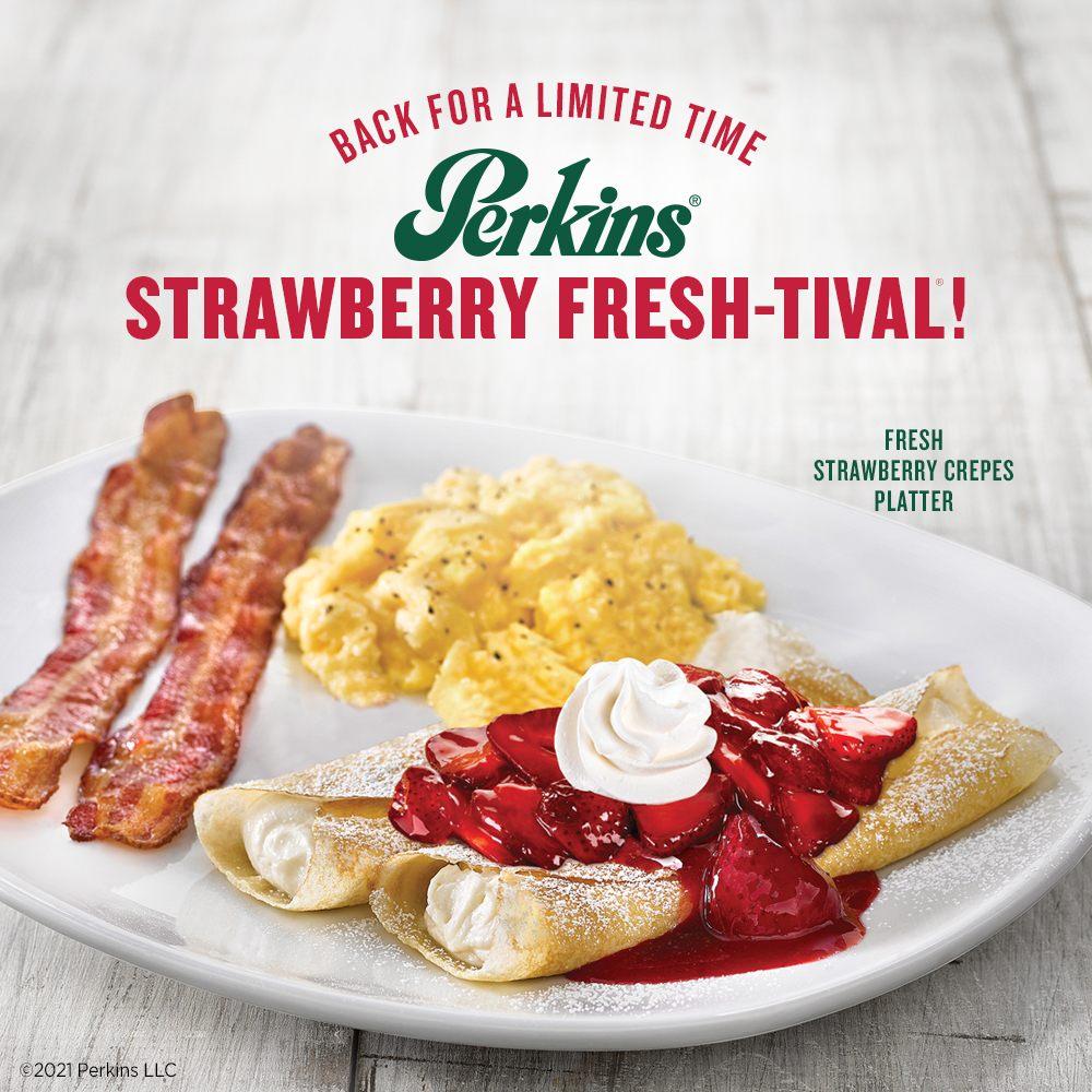 Perkins Restaurant & Bakery: 1123 Range St, North Mankato, MN