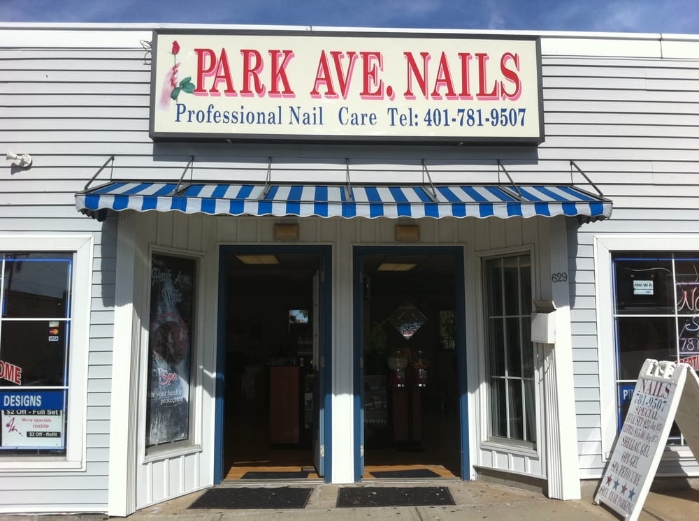 Photo of Park Avenue Nail Salon - Cranston, RI, United States