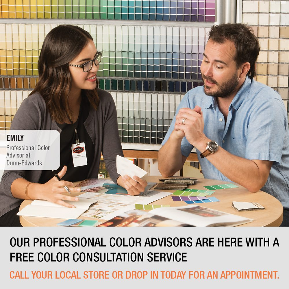 Dunn-Edwards Paints: 15335 Chatsworth St, Mission Hills, CA