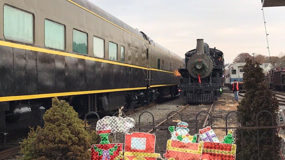 Danbury Railway Museum: 120 White St, Danbury, CT